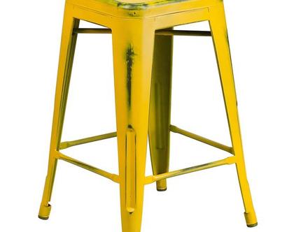 """כסא בר מתכת """"סוניקס b"""""""