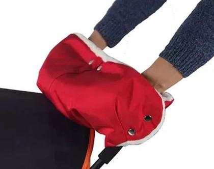 כפפות לעגלה| מחמם ידיים| בגדי תינוקות| כפפות לחורף| אביזרים לעגלה| עגלת תינוק|