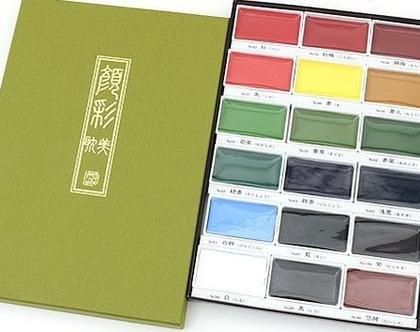 צבעי מים   סט צבעים   צבעים מיוחדים   צבעים יפניים  
