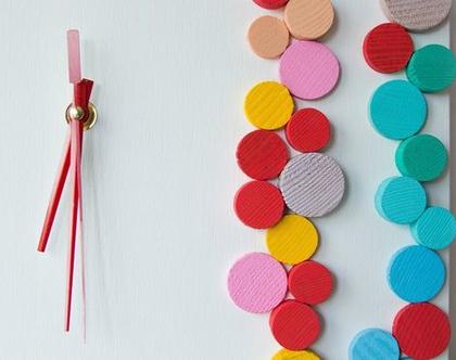 שעון קיר | שעון עץ | שעון מיוחד | שעון צבעוני | מתנה מקורית | מתנה לבית | רעיון למתנה | חנוכת בית | מתנה מיוחדת |