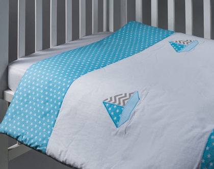 שמיכה לתינוק, שמיכה למיטת תינוק, שמיכת תינוק, שמיכה מעוצבת לתינוק, שמיכה לתינוק עם מילוי, שמיכת תינוק בהזמנה