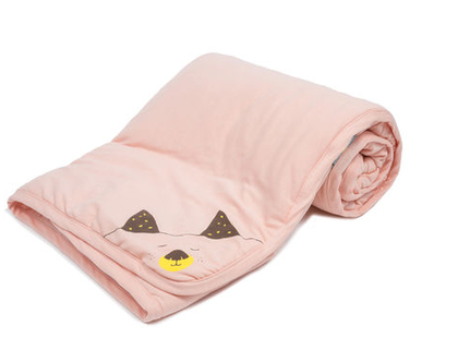 שמיכת חורף לתינוק | שמיכה עם מילוי | שמיכת פוך לתינוק