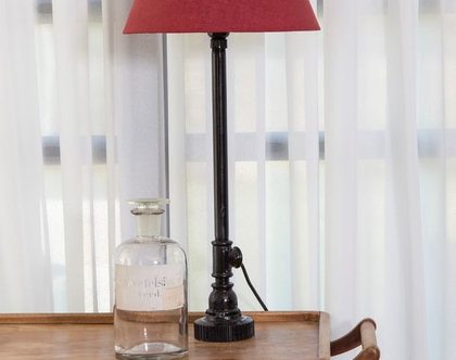 מנורה מצינורות