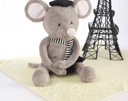 בובה עם שמיכה- לורנס העכבר