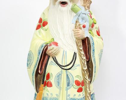 פסל של חכם סיני