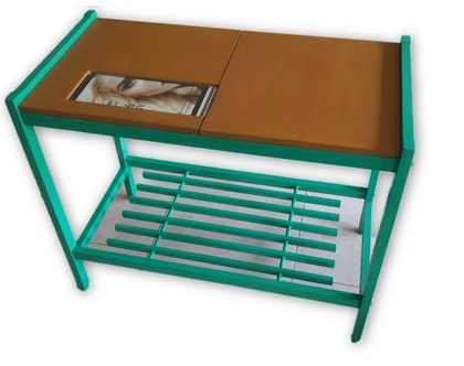 שולחן קפה | שולחן צד | שולחן רטרו | רעיונות לעיצוב | רטרו שיק |