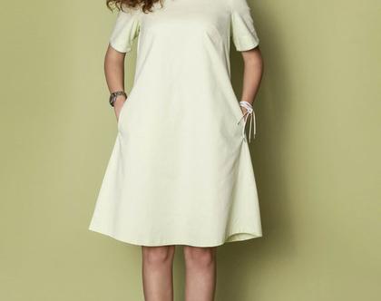 שמלת ROSSIE מנטה