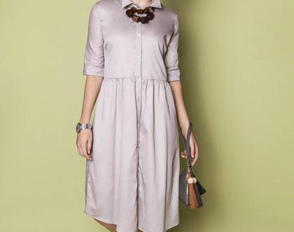 שמלת ARI אפור