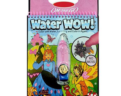 Water WOW | משחק מים | משחקי חשיבה | צביעת דפים
