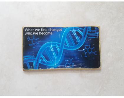 סליל גנים | תמונה צבעונית | הדפס על לוח ממוחזר | מתנות למשרד |