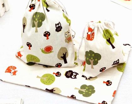 שק אחסון מאויר | שק אחסון לצעצועים קטנים | תיק לגן | תיקים לילדים | שק אחסון קטן