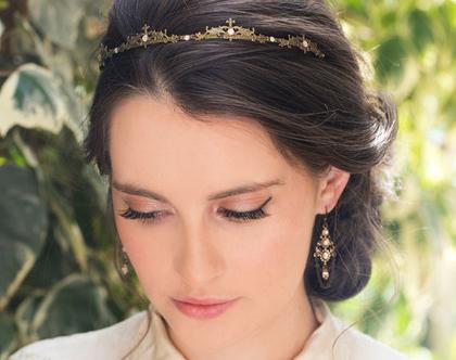 עגילי שנדליר מפליז ואבני סברובסקי, עגילים תלויים, עגילים מיוחדים, עגילים רומנטיים, עגילים בסגנון וינטאג׳, עגילי שנדליר