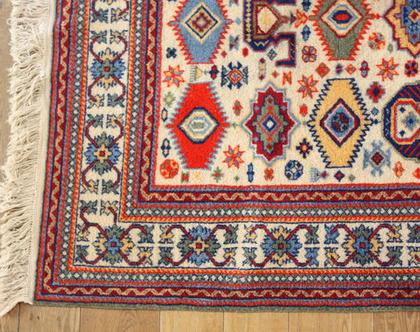 שטיח וינטג'י צבעוני