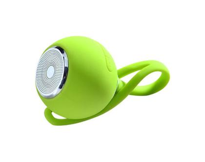 רמקול בלוטות' עמיד במים, קומפקטי ונוח במיוחד!- צבע ירוק
