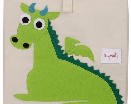 קופסא לאחסון צעצועים | דרקון