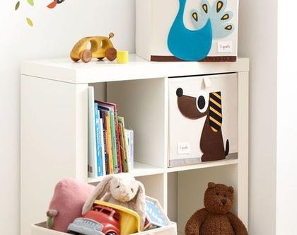 קופסא לאחסון צעצועים | ינשוף