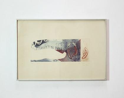 תחריט ישראלי מופשט, אמנות ישראלית