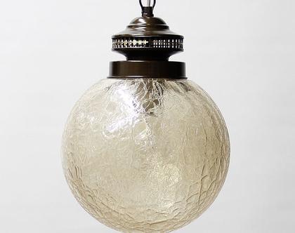 נברשת כדור וינטאג׳ משנות החמישים, מנורת כדור וינטג׳, מנורת חרדל