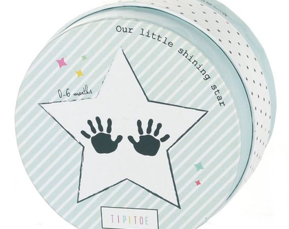 טביעת יד לתינוקות, מתנות לידה, מתנות ליולדת, זכרונות, טביעת יד, טיפיטו