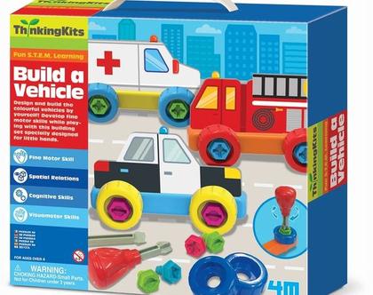 בניית מכוניות לקטנים