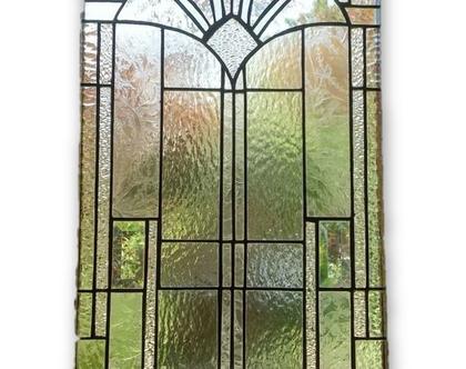 ויטראז חלון לדלת מודרני לבית