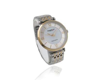 שעון יד קלאסי לאשה RenatoRossi 000899g בציפוי זהב וכסף