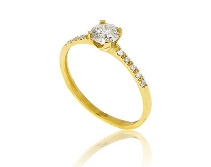 מבצע !!!!טבעת 0.60 קראט   טבעת אירוסין   טבעת זהב   טבעת יהלומים   משובצת יהלום   טבעת זהב צהוב   טבעת יוקרתית   טבעת מעוצבת   טבעת מיוחדת