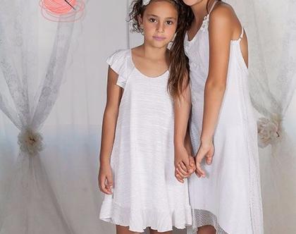 שמלת קורל
