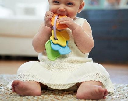 נשכן לתינוק 100% אקולוגי, Green Toys