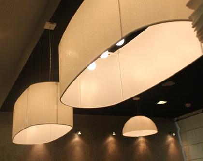 אהיל אובלי - תאורה לבית גופי תאורה