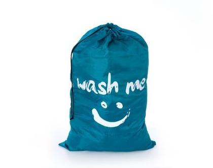 שק כביסה | איסוף כביסה | סל כביסה מתקפל | אחסון כביסה | חדר ילדים