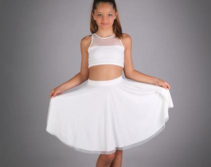 שמלת מיקה לבת מצווה של המעצבת שירן סבוראי