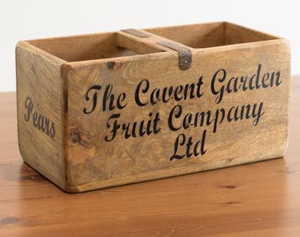 ארגז עץ Covent Garden