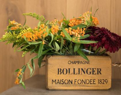 ארגז עץ Bollinger
