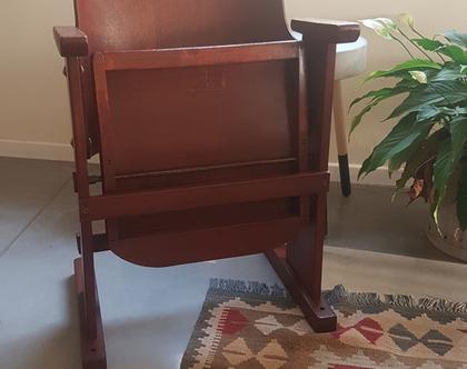 כסא קולנוע משופץ