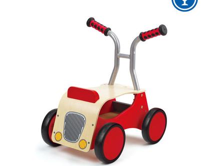 הליכון בימבה הרוכב הקטן - LITTLE RED RIDER