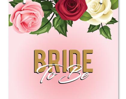 שלט כלה לעתיד   Bride to be   מסיבת רווקות