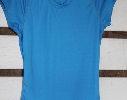 חולצת ספורט כחולה Z SPORT