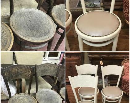 חידוש כיסא עץ