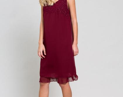 שמלות ערב, שמלת שירין בורדו