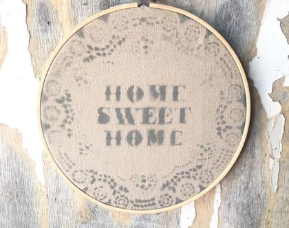 חשוקי רקמה - אביזרים לעיטור קירות HOME LOVE אקססוריז לבית