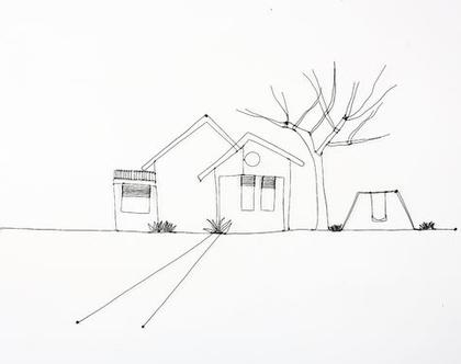 הבית של לירון - חוטי ברזל