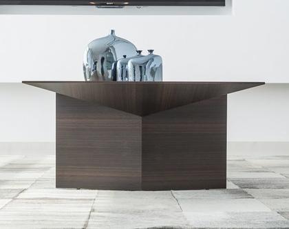 אוריגמי - שולחן מעוצב