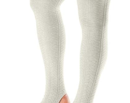 חותלות קייציות עקב פתוח מכותנת פימה-LEG WARMER OPEN HEEL