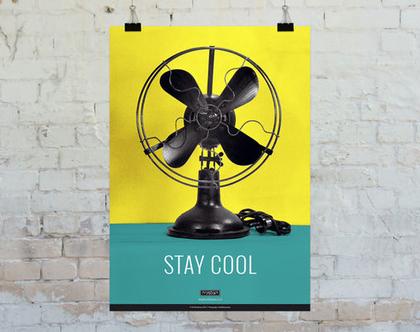 פוסטר: Stay Cool