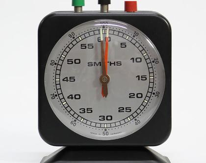 שעון טיימר וינטאג׳ אנגלי לחדר חושך, טיימר וינטאג׳, שעון צלמים, שעון לחדר פיתוח