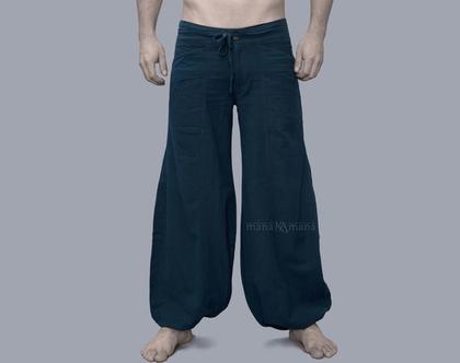 מכנס טיל -כהה שרוול עם 4 כיסים