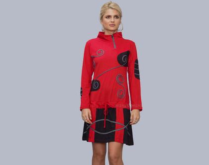 שמלה בסגנון סיני