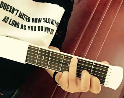 גיטרת ריחוף ניידת למתחילים