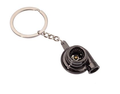 מחזיק מפתחות בעיצוב טורבו
